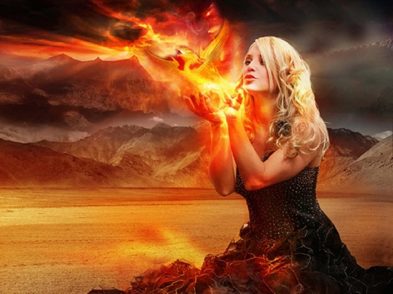 girl-on-fire