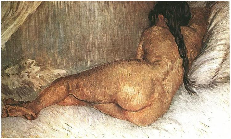 Nude-Woman-Reclining-Seen-from-the-Back
